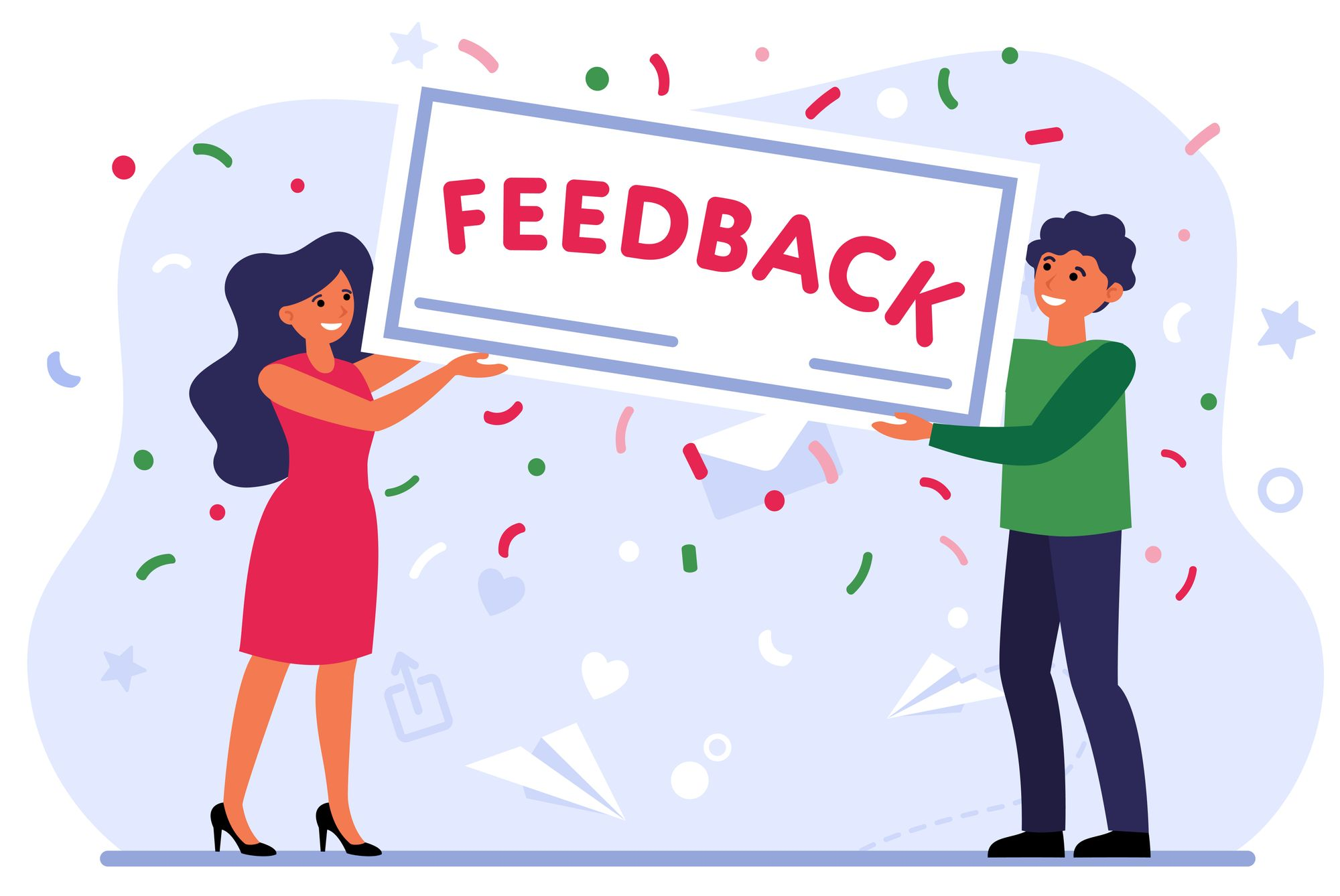 How to build a feedback loop